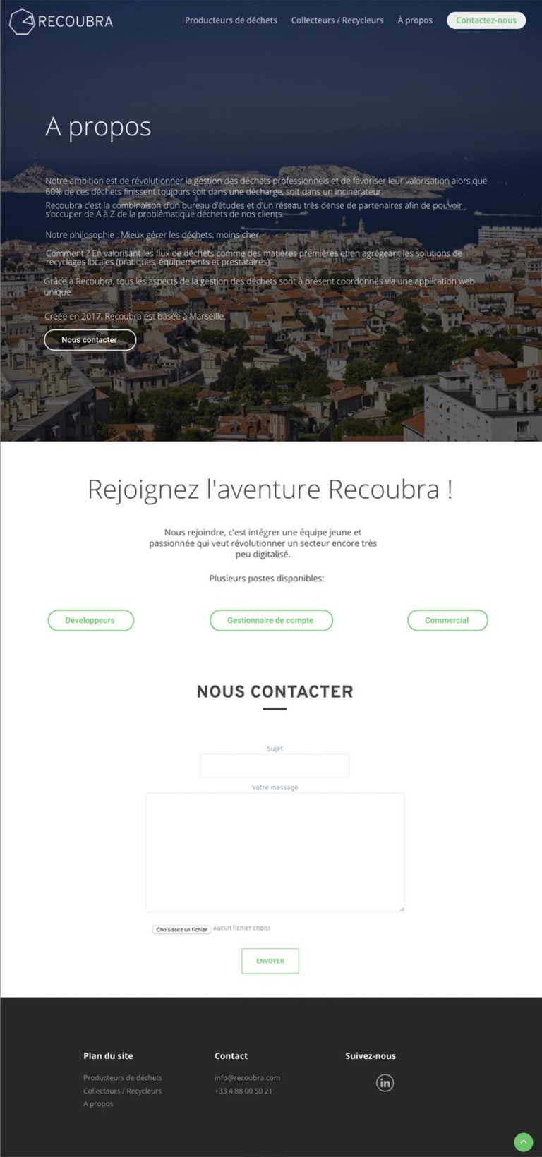 Agence r.g.b Recoubra
